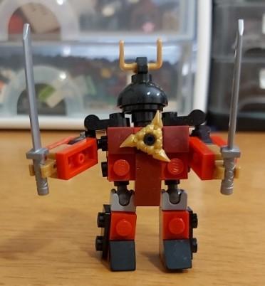 Ninja Mech