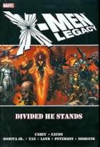 Divided He Stands X-Men