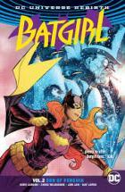 Batgirl Son of Penguin