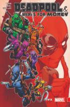 Deadpool Mercs Vol 2 IVX